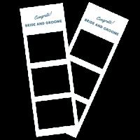 Photo Strip Logo Blank